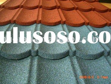 Classical Type Metal Roofing Tile