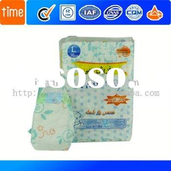 Competitive Baby Diapers(Cheap Price For Normal Market)