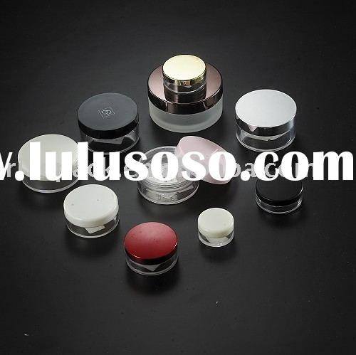 Cosmetic Packaging Compact Loose Powder jars case pot