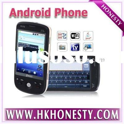 DH6 Android cellphone GPS Mobile phone smart cell phone with TV +WIFI