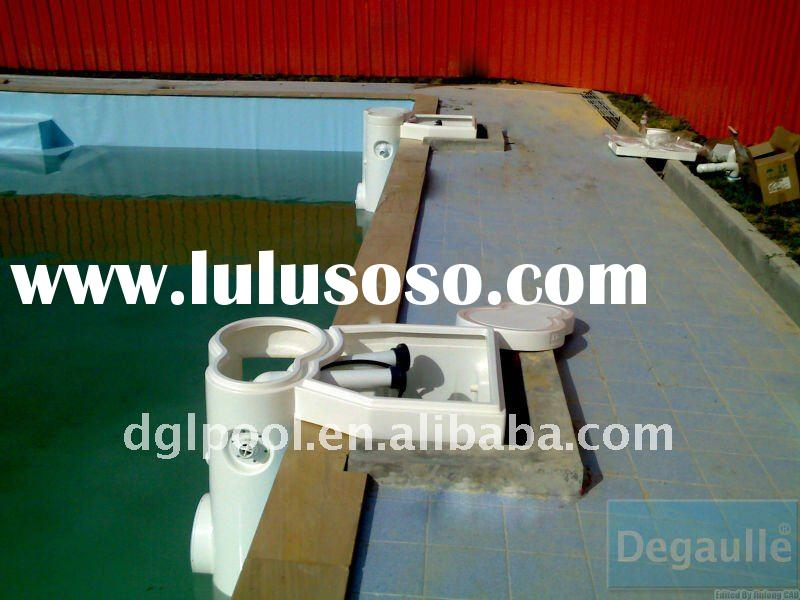 Degaulle Integrative Swimming Pool Filter System Iso9001 Ce Approval For Sale Price China