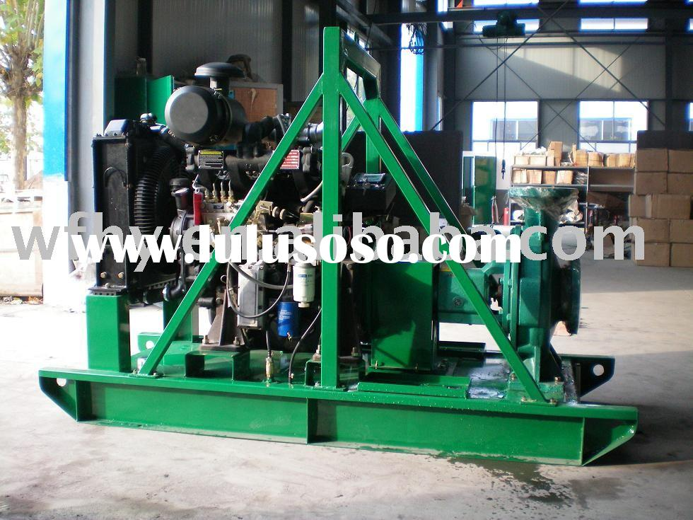 Diesel Water-Pump for Agriculture Irrigation