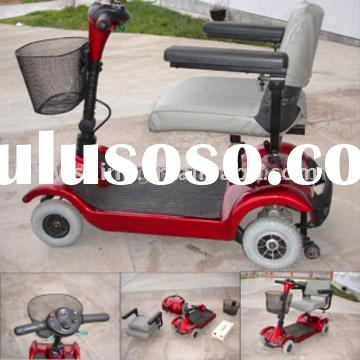 Electric Folding Light Weight Mobility Scooter