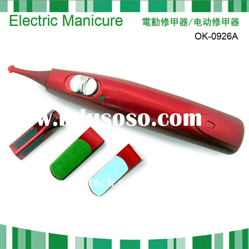 Electric Nail Beauty Care