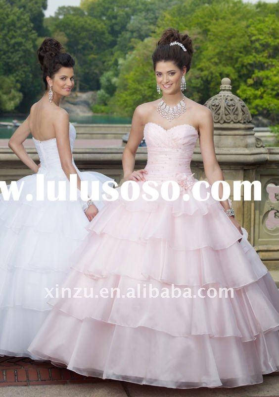 Elegant Prom Dress Ball Gown WP-019611