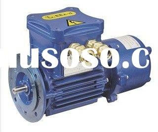 Explosion proof asynchronous electric motor with brake 0.18 - 55 kW | D, H series