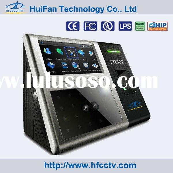 Face Recognition Time Recorder and Door Access HF-FR302