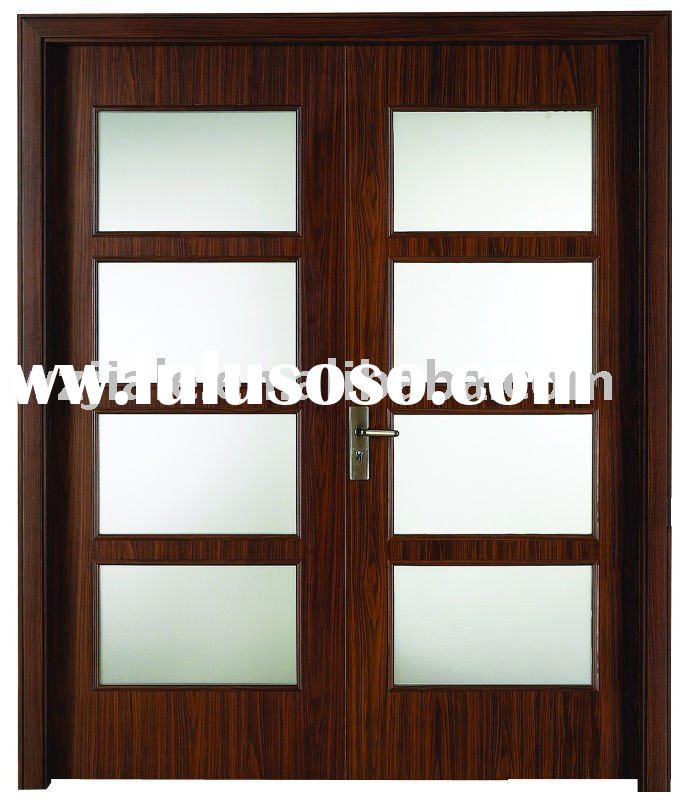 Interior Bedroom Doors With Glass For Sale Price China