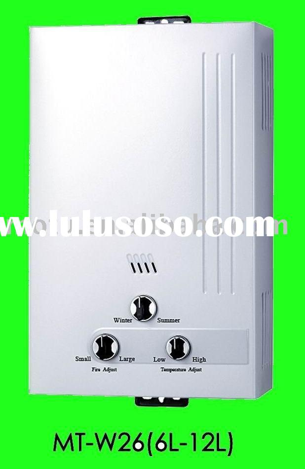 Flue Type Gas Water Heater MT-W26