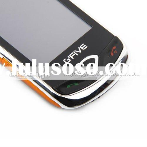 GFIVE TV touch screen cool mobile phone