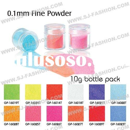 GLITTER ACRYLIC POWDER