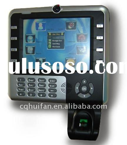 GPRS option +Card reader /Fingerprint Access Control &Time attendance model HF-iclock 2800