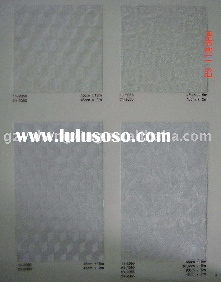 Glass Embossed Film (Glass decorative Film)