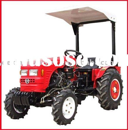 Good Price for Small Garden Tractors 30Hp 4WD with Canopy