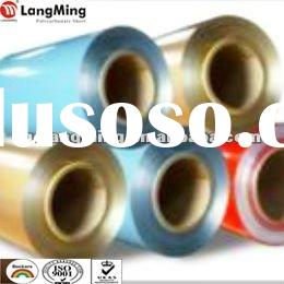 Gutter prepainted aluminum coil or sheet with Width 1200mm with pe or pvdf coaing of becker or ppg 1