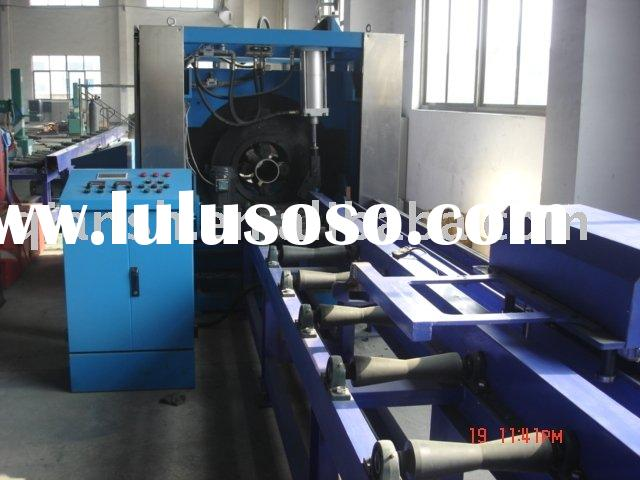 HIGH SPEED PIPE CUTTING&BEVELING MACHINE;COLD CUTTING AND BEVELING MACHINE;PIPE CUTTING AND BEVE
