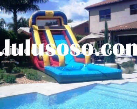 HOT Inflatable Water Slide in Summer