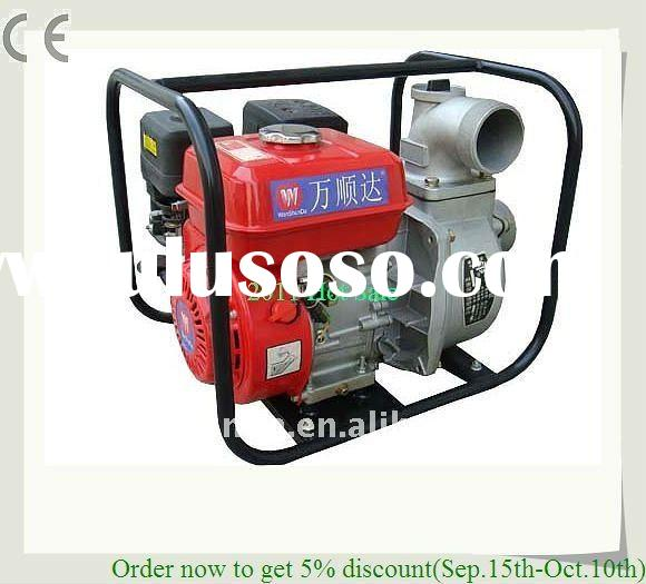 High Pressure Air-cooled 4 Stroke Portable Pump For Water
