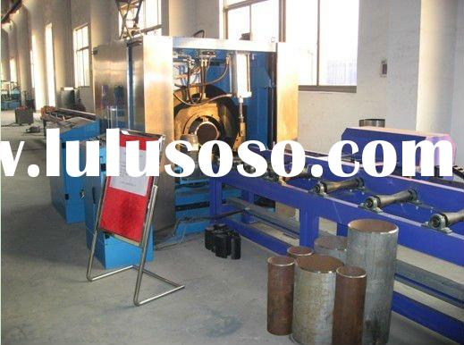 High Speed Pipe Cutting & Beveling Machine(Fixed-type)