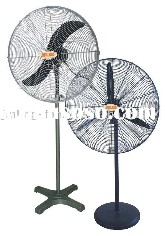 High Velocity Industrial Stand Fan-JINLING