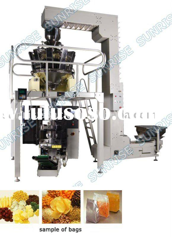 High quality Automatic snacks packing machine