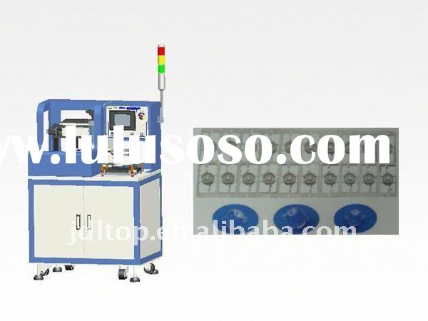 High quality LED covering lens machine