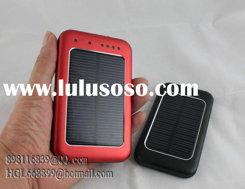 High quality solar mobile battery charger