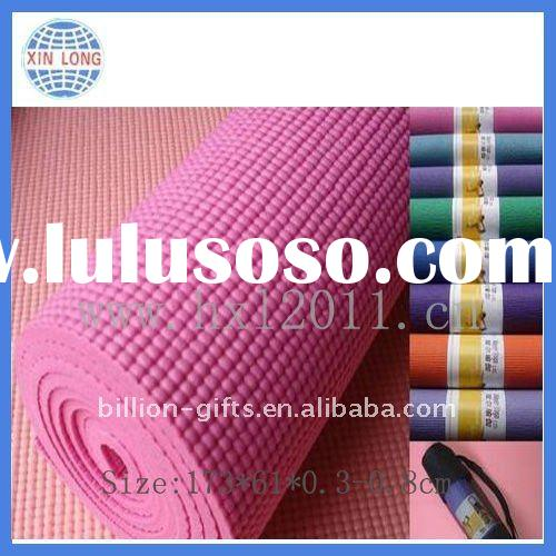 High quality yoga mat rolls