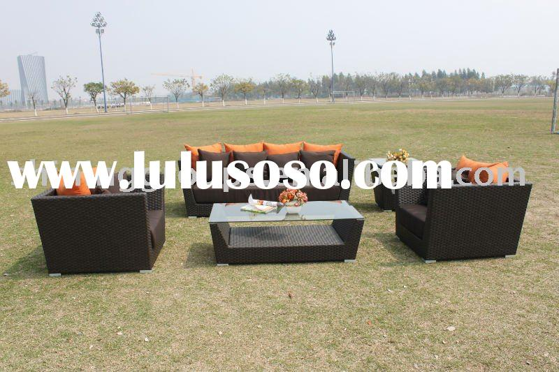 Hot Sale Sectional Sofa Set and Outdoor Furniture