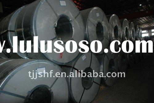 Hot dipped galvanized carbon steel coils/strip