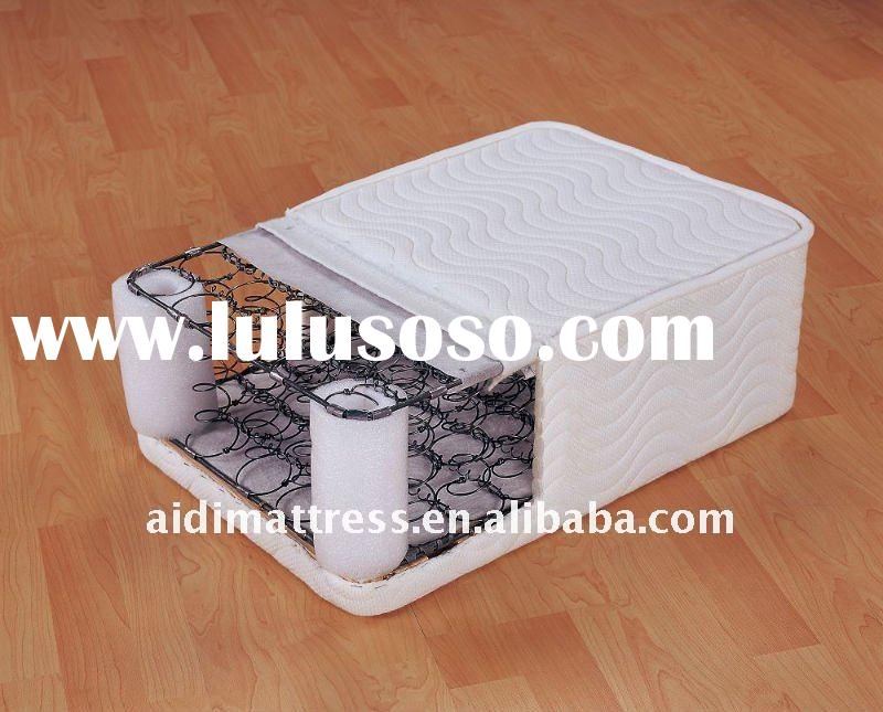 Hot sale box spring bed hotel furniture