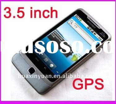 Hot sales big touch screen andriod mobile phone