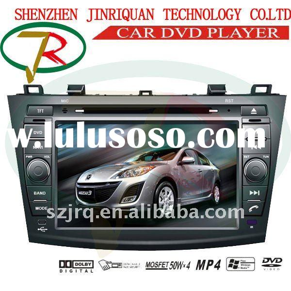 JANPANESE SPECIAL CAR DVD PC player for MAZDA 3 WITH DIGITAL TV GPS NAVIGATION