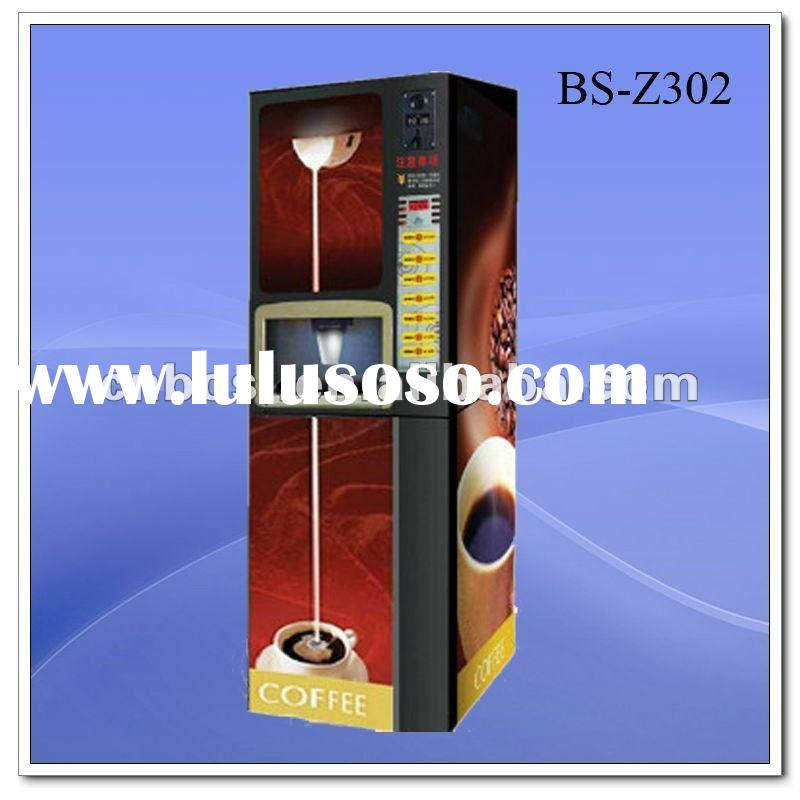 Coin Operated Juicer ~ Juice vending machine for cold liquid drinks