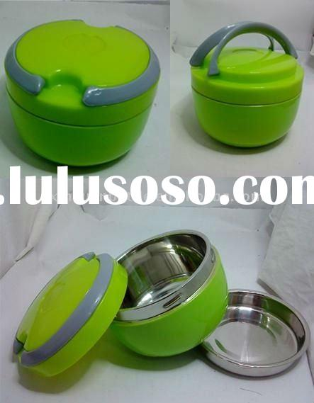 Keep Food Warmer Stainless Steel Double Wall Vacuum Lunch Box,soup container,soup pot