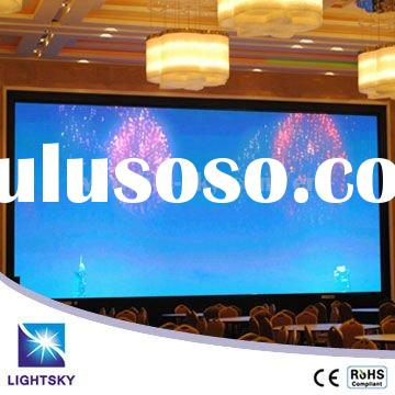 LSI P6 indoor led display