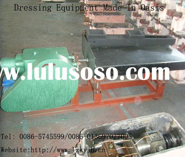 Laboratory Gold Mining Shaking Table / small shaker table