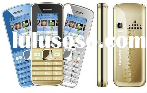 Low end dual sim cell phone