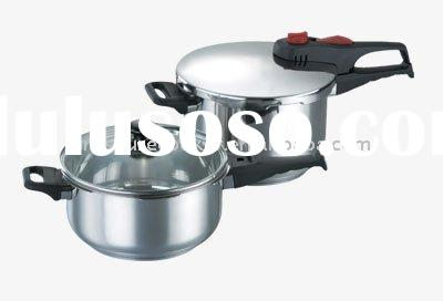 Middle East Hot Sale Pressure cooker stainless steel pressure cookware set