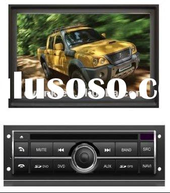 Mitsubishi L200 Car DVD Player with GPS navigation