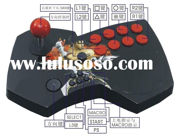 NEW PC Laptop USB Arcade Game Shock Joystick For GAME