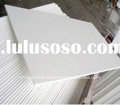 Nano White Crystal glass project tiles