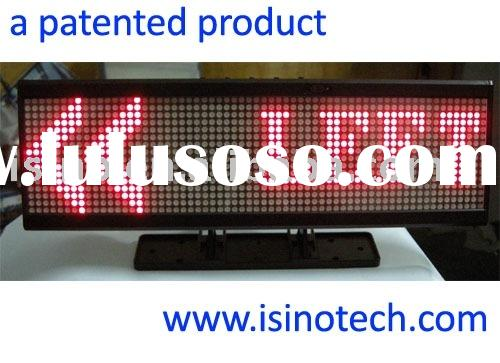New Arrival: Car LED Display, Car LED Sign, LED Message Sign