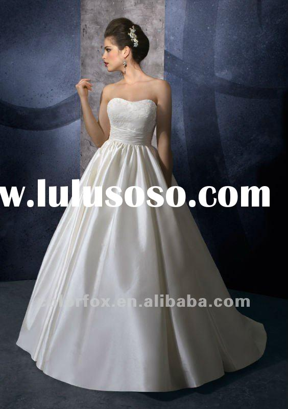 New Arrival Lace Removable Ball Gown Skirt Bridal Wedding Gown