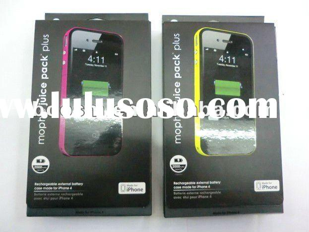 New Juice pack battery for iPhone 4/4S 2000mAh