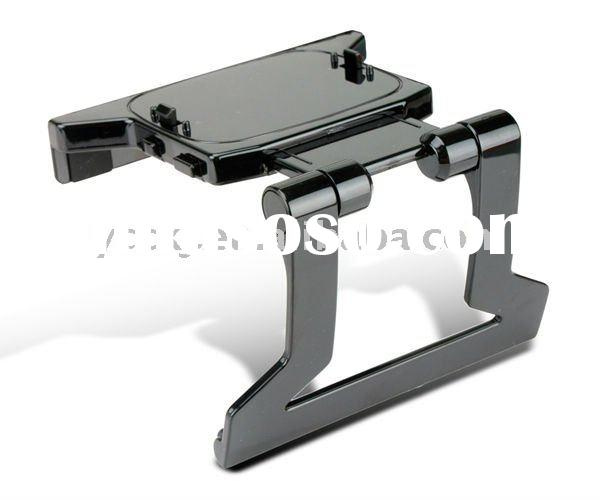 New product kinect tv clip for xbox360 accessory plastic mounting clip
