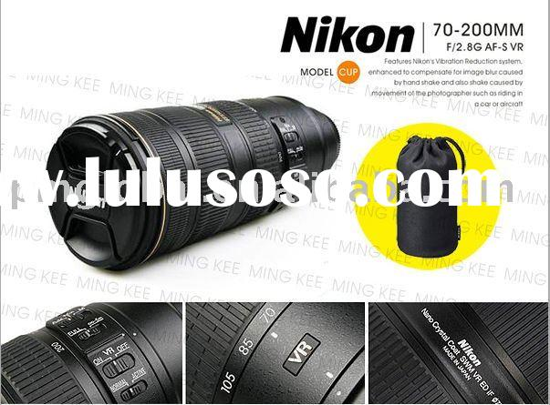 Nikon Cup ( The newest hot insulation Nikon 70-200 mm Thermos Travel Mug Cup/ Coffee Cup ( Stainless