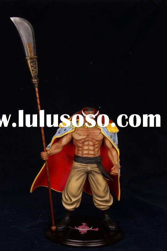 One Piece japanese anime resin figures-Edward Newgate (Pre-painted /GK)