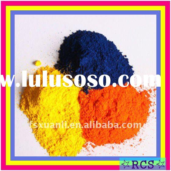 Organic Pigment orange 34 MSDS colours used for solvent base inks