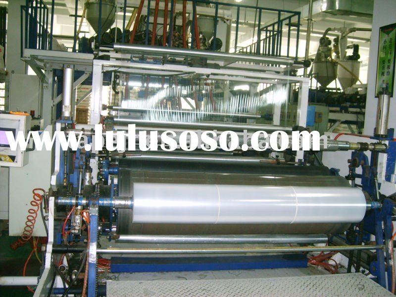 PE Pallet Wrapping Foil Hand Roll 20mic*500mm*300m